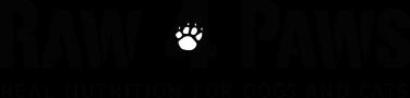 Raw 4 Paws Logo
